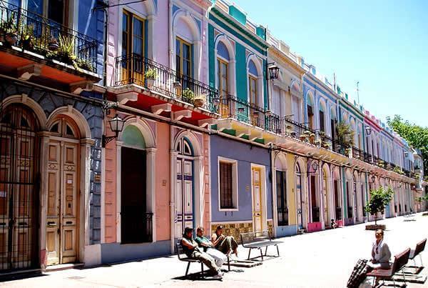 Onde ficar em Montevidéu: Barrio Sur e Palermo