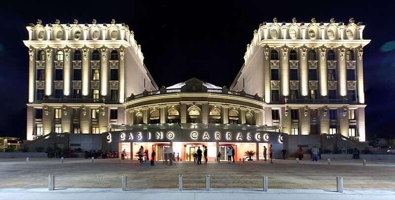Onde ficar em Montevidéu: Carrasco - Hotel Casino Carrasco