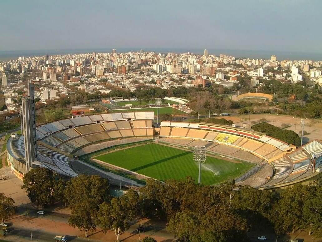 Pontos turísticos em Montevidéu: Estádio Centenario
