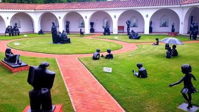 Passeios românticos em Punta del Este: Museo Ralli