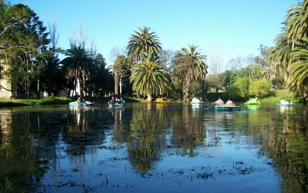O que fazer em Montevidéu: Parque Rodó