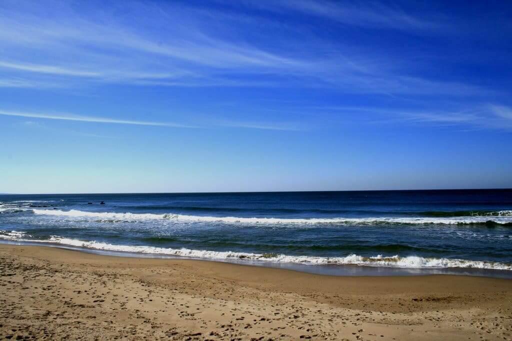 Praias em Punta del Este: Playa Mansa