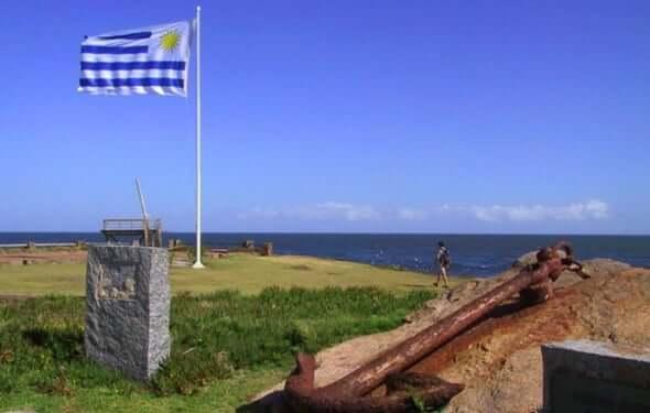 Pontos turísticos em Punta del Este: Plaza de los Ingleses