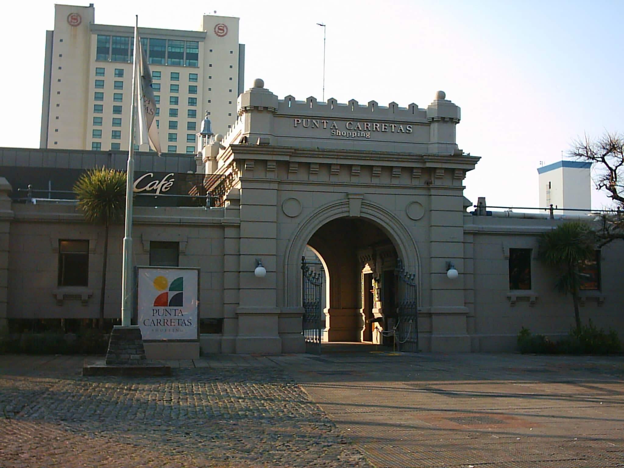 Onde ficar em Montevidéu: Punta Carretas - Shopping Punta Carretas
