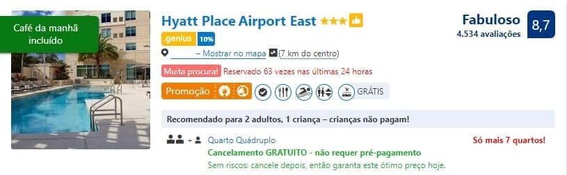 Hotéis no Uruguai - Booking