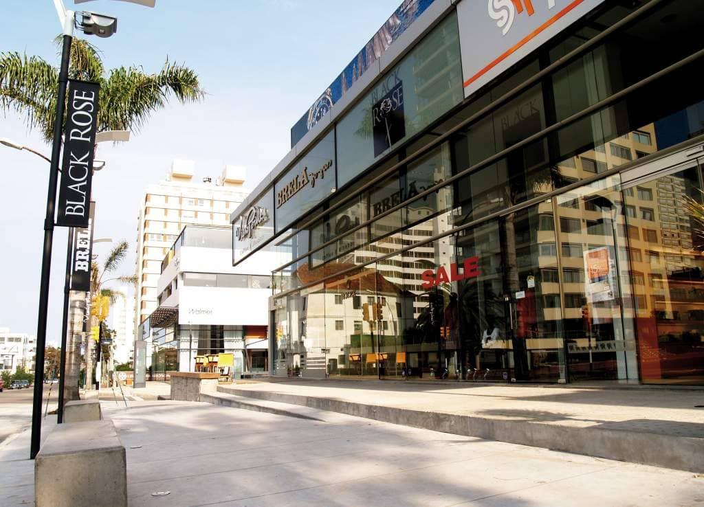 Compras em Punta del Este: Calle 20