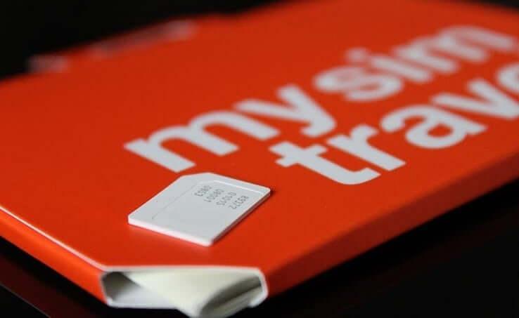 Chip pré pago de internet: Usar celular no Uruguai