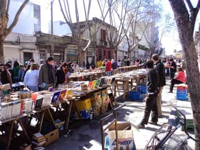 Roteiro de 8 dias no Uruguai: Feira Tristán Narvaja