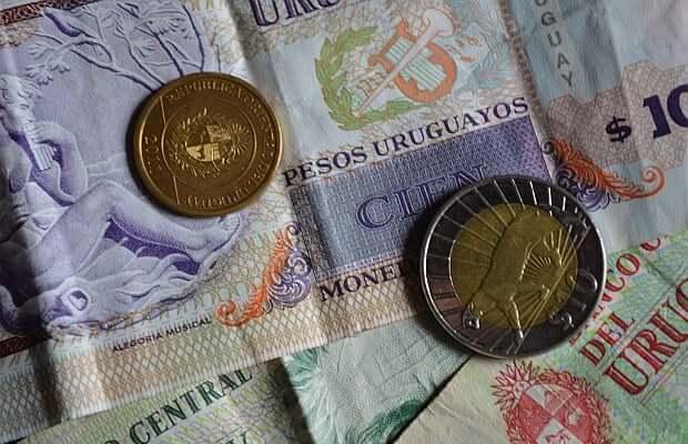 Como levar dinheiro para Punta del Este: dinheiro vivo - pesos uruguaios
