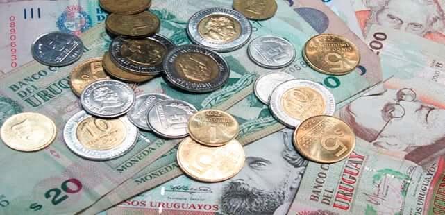 Como levar dinheiro para o Uruguai: dinheiro vivo - pesos uruguaios