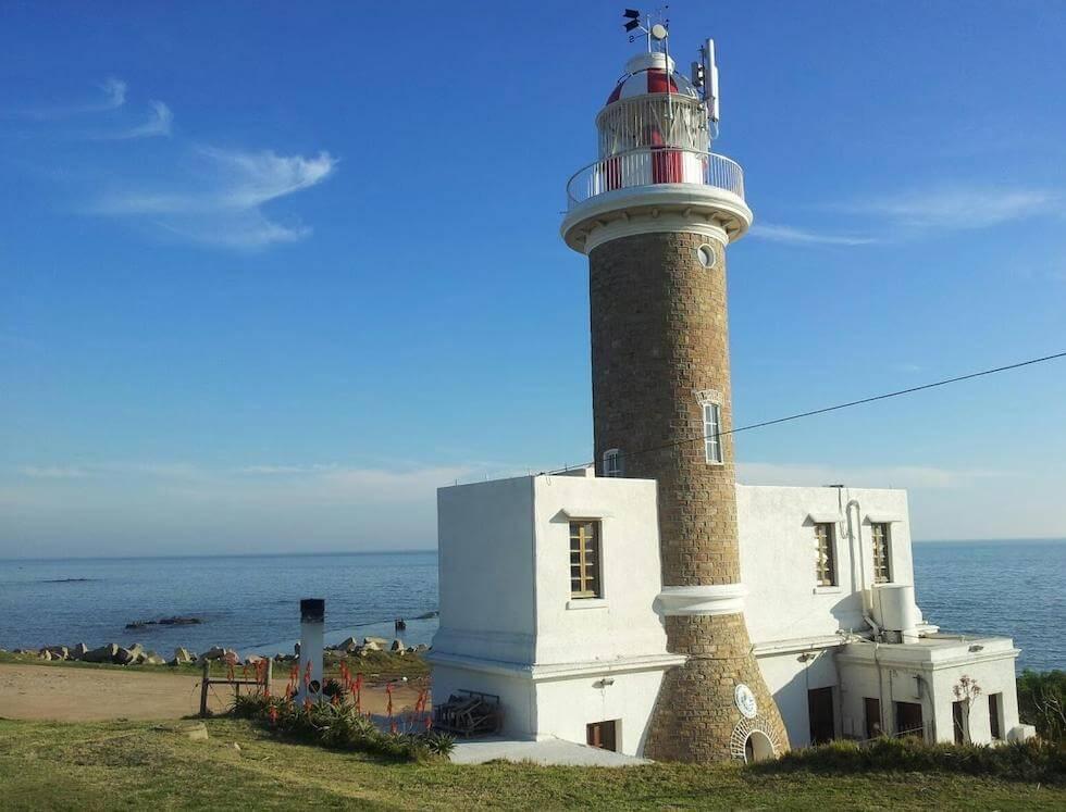 Pontos turísticos em Montevidéu: Farol de Punta Carretas