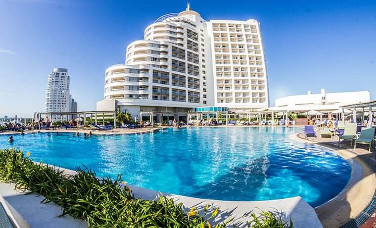 Como achar hotéis ótimos e baratos no Uruguai: Hotel Conrad em Punta del Este