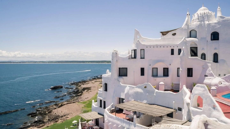 Pontos turísticos em Punta del Este: Casapueblo