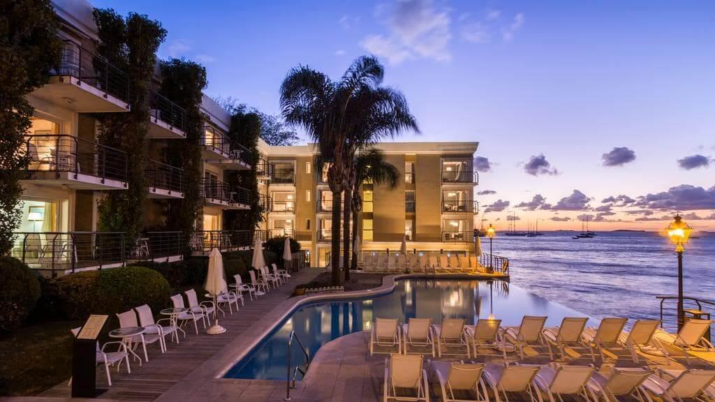 Como achar hotéis ótimos e baratos no Uruguai: hotel