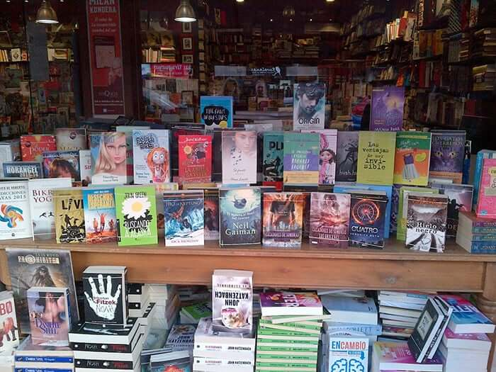 Outlets em Punta del Este: Libros Outlet