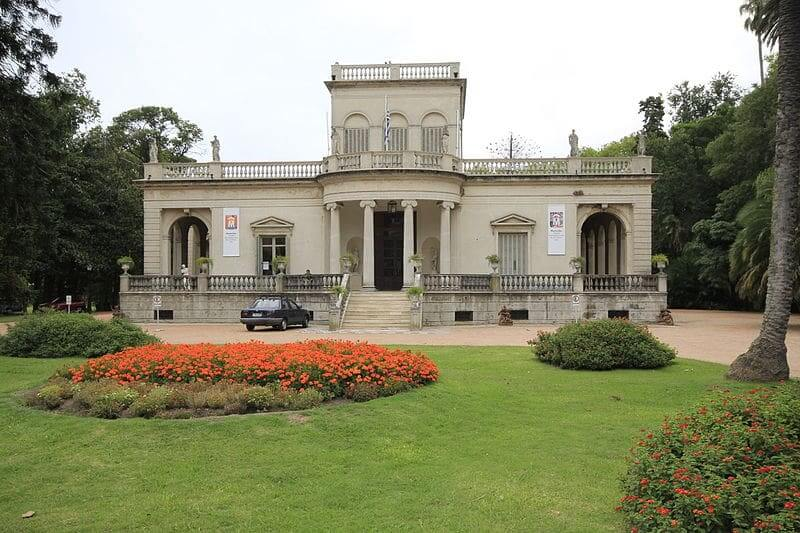 Como economizar muito no Uruguai: Museo de Bellas Artes Juan Manuel Blanes