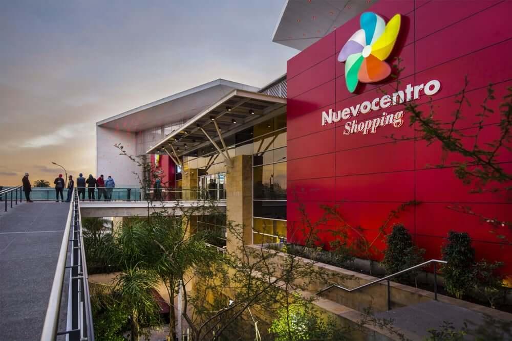 Shoppings em Montevidéu: Nuevocentro Shopping