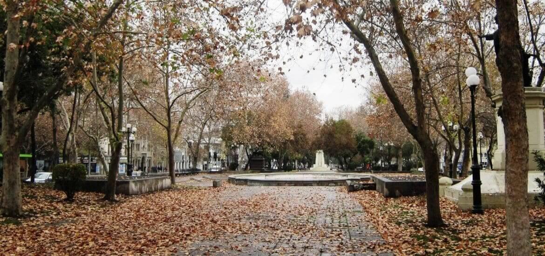 Clima no Uruguai: Outono