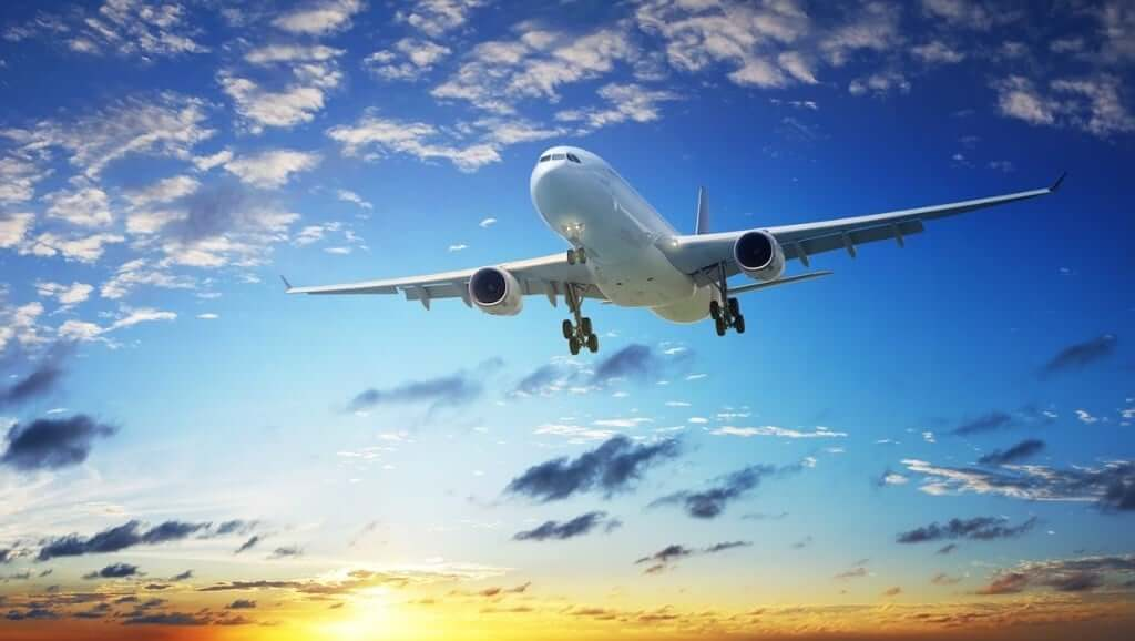 Passagem aérea para o Uruguai