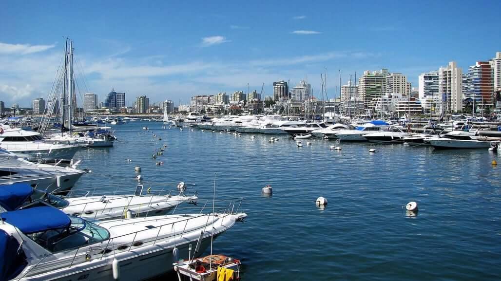 Roteiro de 8 dias no Uruguai: Porto de Punta del Este