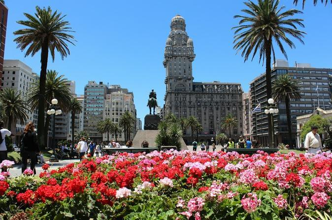 Clima no Uruguai: Primavera