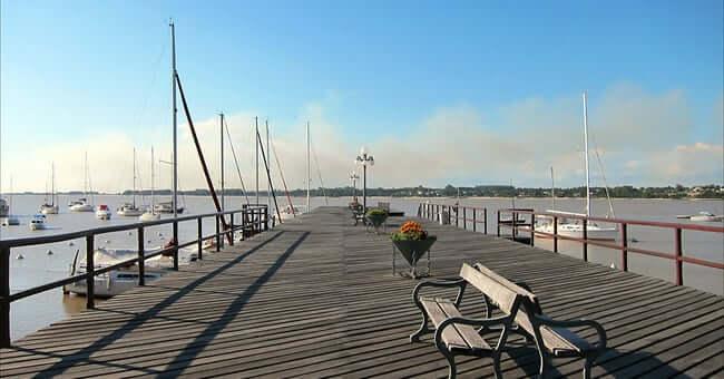 Seguro Viagem Internacional para o Uruguai: Puerto Viejo - Colonia del Sacramento