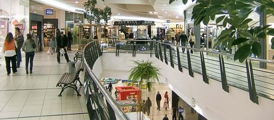 Natal em Punta del Este: Punta Shopping