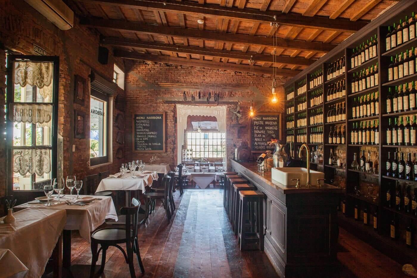 Como economizar muito no Uruguai: restaurante