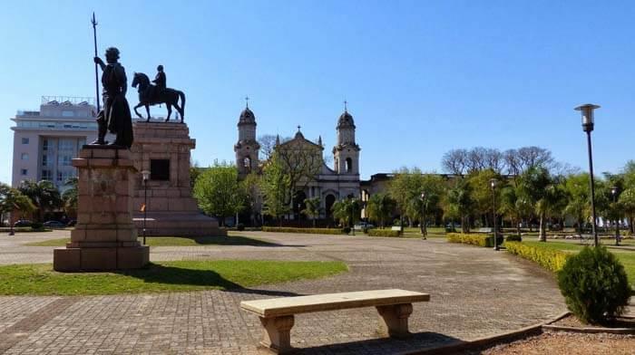Cidades turísticas do Uruguai: Salto