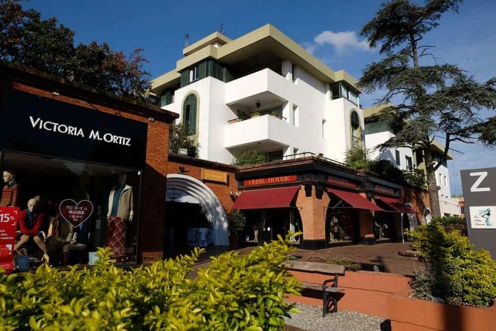 Shoppings em Montevidéu: Arocena Mall