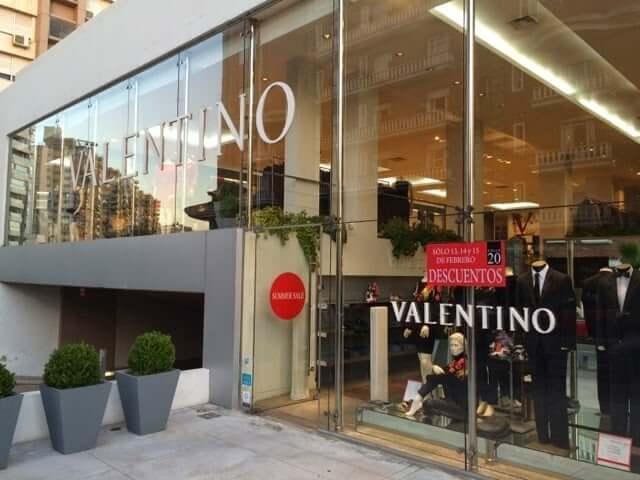 Outlets em Punta del Este: Valentino Outlet