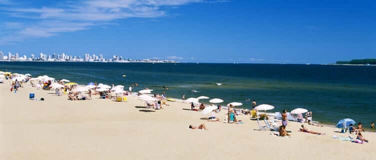 Clima no Uruguai: Verão