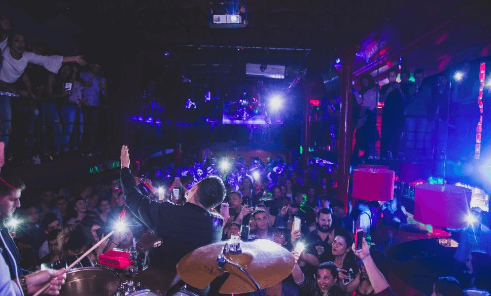 Baladas em Montevidéu: balada La City Boliche
