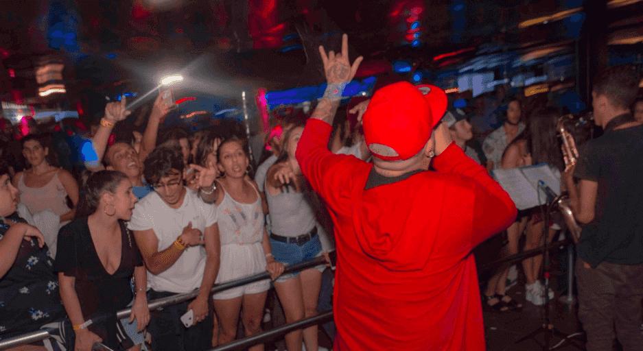 Baladas em Punta del Este: balada Ocean Club