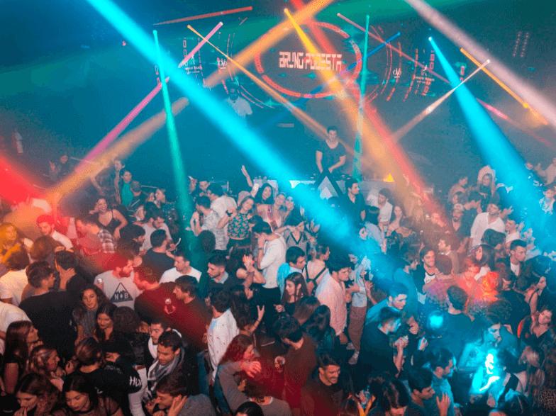 Ano Novo em Punta del Este: balada OVO Nightclub