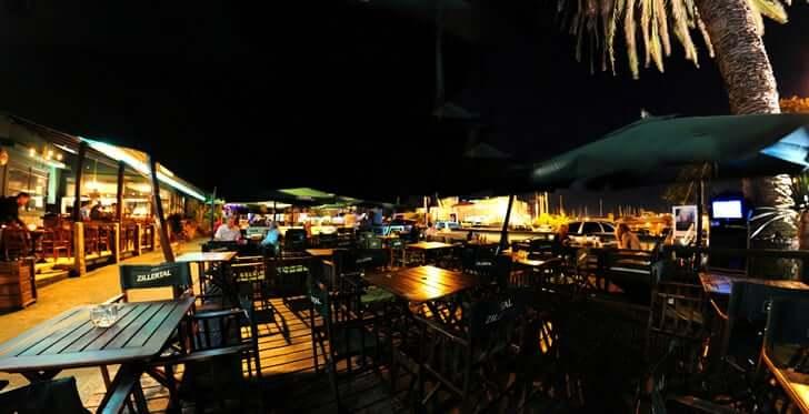 Bares em Punta del Este: bar Mambo Club