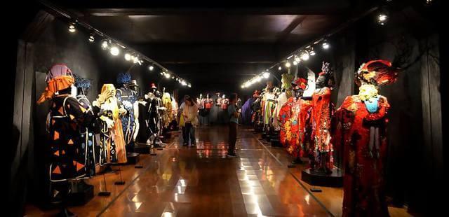 Museus em Montevidéu: Museo del Carnaval
