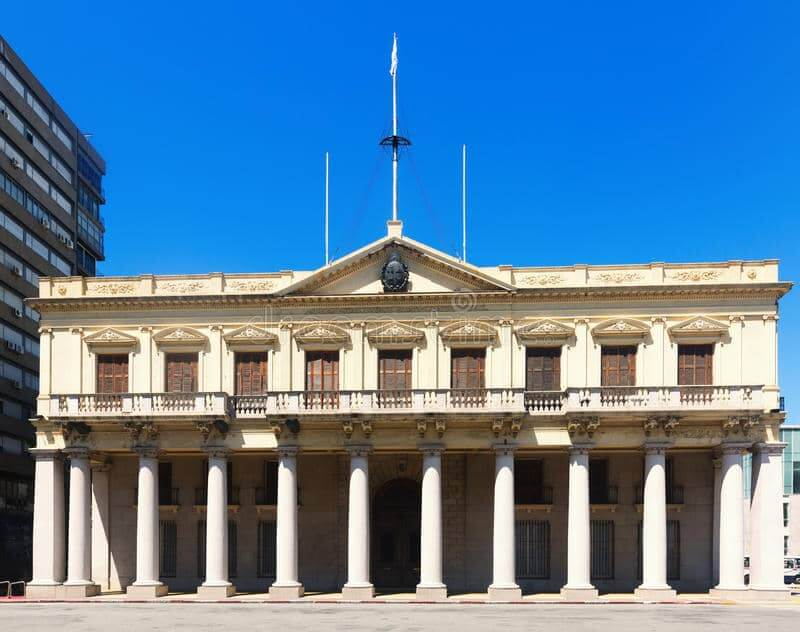 Passeios em Montevidéu: Museo de la Casa de Gobierno