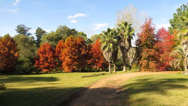 Clima em Punta del Este: Outono