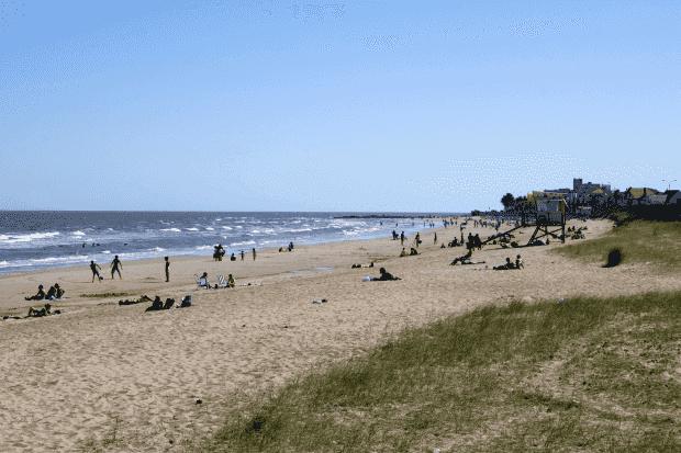 Praias em Montevidéu: Playa Carrasco