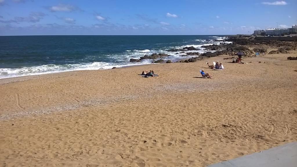 Praias em Punta del Este: Playa de los Ingleses