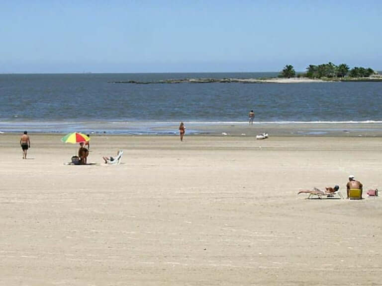 Praias em Montevidéu: Playa Malvín