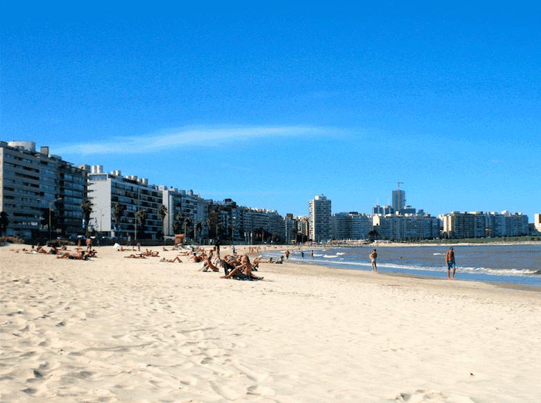 Clima em Montevidéu: Verão