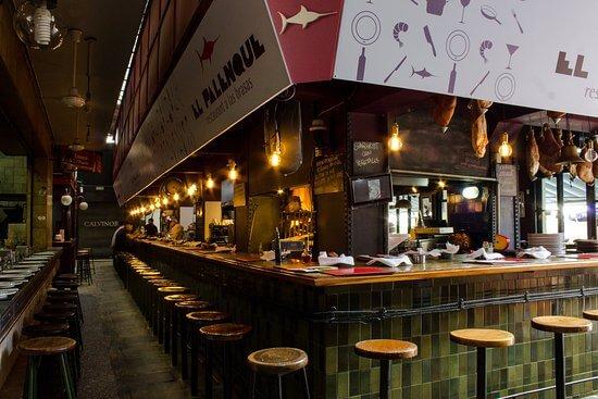 Restaurantes em Montevidéu: Restaurante El Palenque