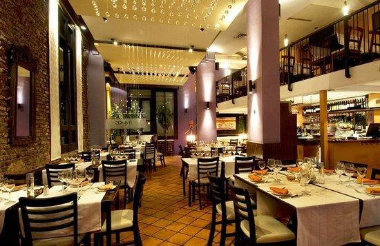 Natal em Montevidéu: Restaurante Francis
