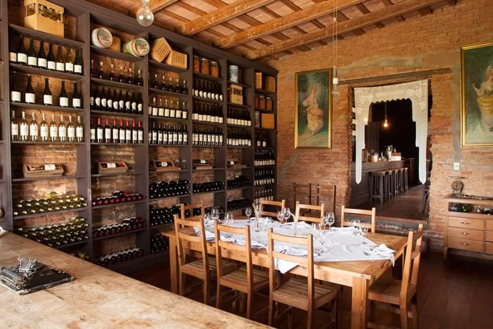Passeios românticos em Punta del Este: Restaurante Narbona