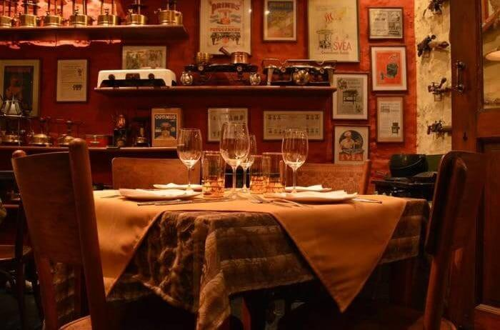 O que fazer no inverno em Montevidéu: Restaurante Primuseum