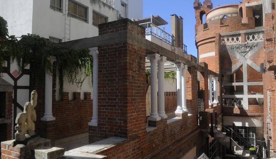 Passeios em Montevidéu: Castillo Pittamiglio
