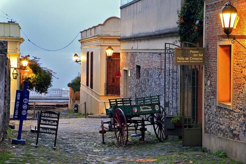 Roteiro de 8 dias no Uruguai: Colonia del Sacramento