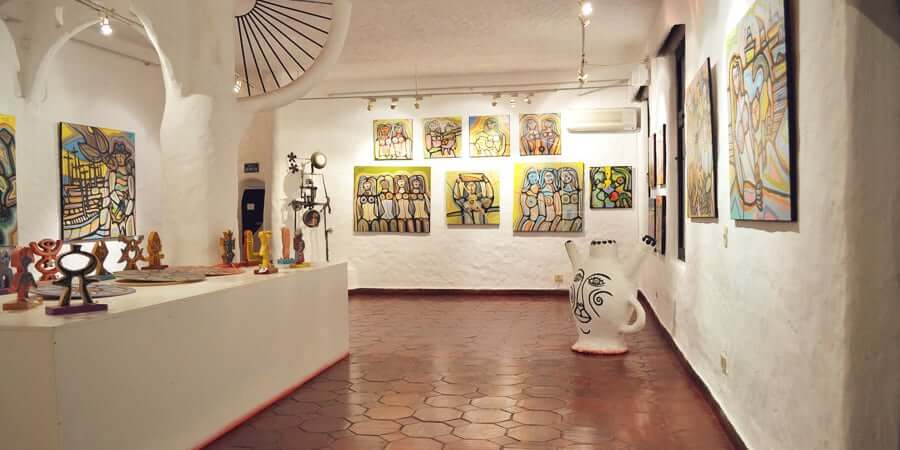 Passeios em Punta del Este: Museo Taller em Casapueblo